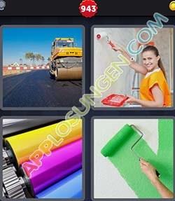 4 bilder 1 wort level 943 lösung WALKE - 4 bilder 1 wort level 943 lösung WALKE