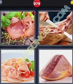 4 bilder 1 wort level 979 lösung SCHINKEN - 4 bilder 1 wort level 979 lösung SCHINKEN