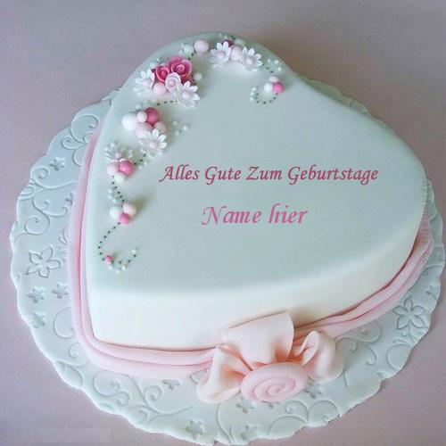 Geburtstagskuchen 14 1 - Geburtstagskuchen für Liebhaber mit Namen