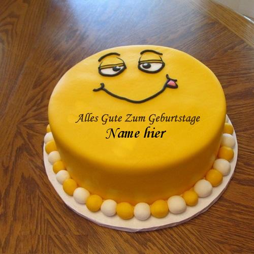 Geburtstagskuchen 31 - Lustiger Kuchen für Kinder mit Namen