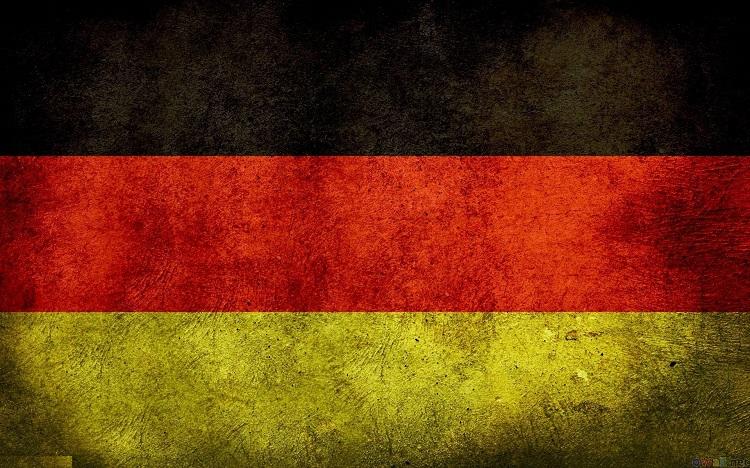 germanyflag - Schreib deinen Namen auf Deutschland Flagge