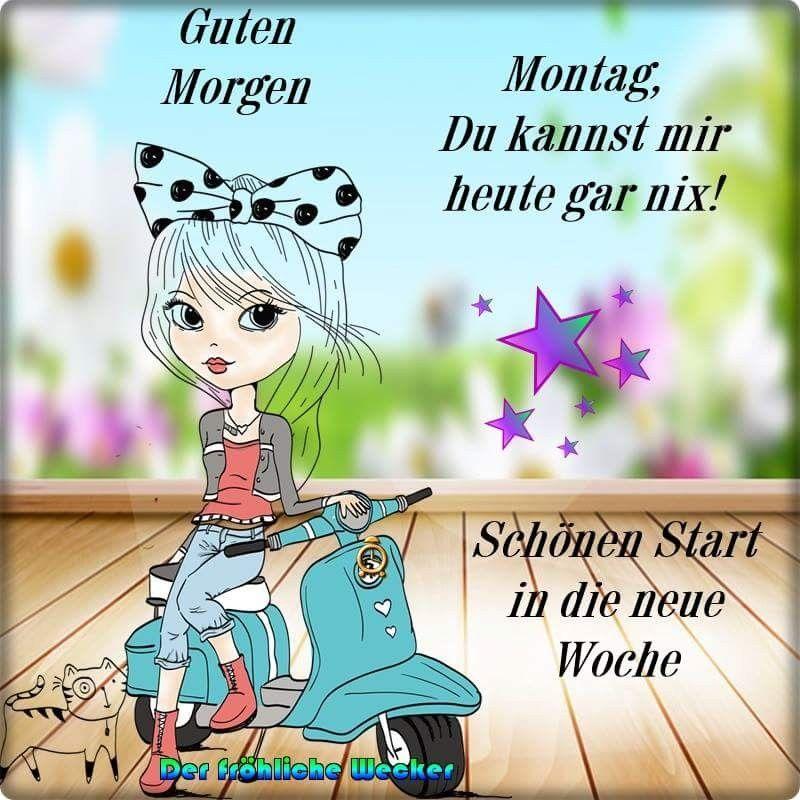 Guten Montag Sprüche Bilder Und Sprüche Für Whatsapp Und