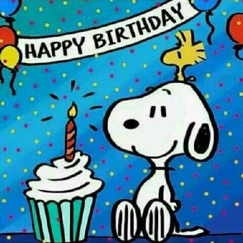 Snoopy Geburtstag 4 Bilder Und Spruche Fur Whatsapp Und Facebook Kostenlos