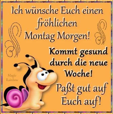Spruche Fur Montag Morgen Bilder Und Spruche Fur Whatsapp Und