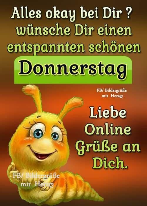 Donnerstag Lustig Gif Bilder Und Sprüche Für Whatsapp Und
