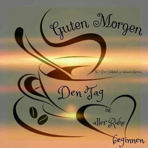 Grüße guten morgen - Grüße guten morgen