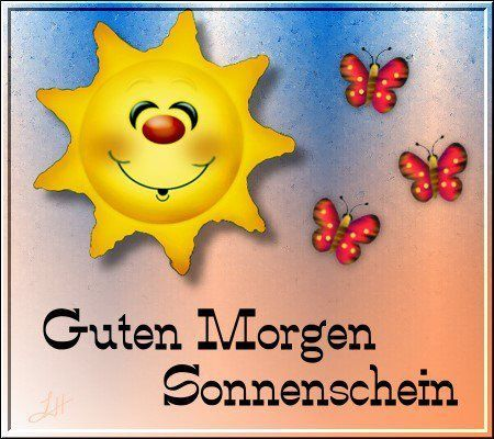 Gute morge - Gute morge