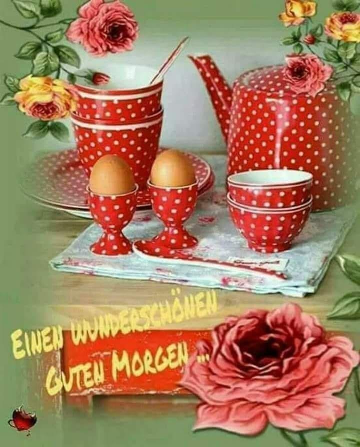 Guten Morgen Auf Deutsch Bilder Und Sprüche Für Whatsapp