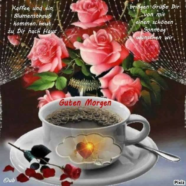 Guten Morgen Für Mein Schatz Bilder Und Sprüche Für