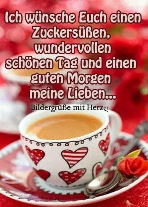 Liebe Guten Morgen Wünsche Bilder Und Sprüche Für Whatsapp