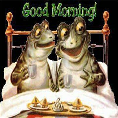 Guten morgen schöne frau - Guten morgen schöne frau