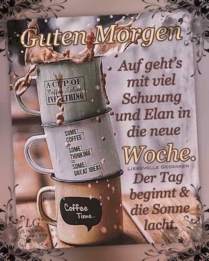 Guten Morgen Smily Bilder Und Sprüche Für Whatsapp Und
