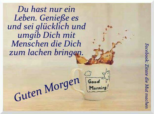 Guten morgen verse - Guten morgen verse
