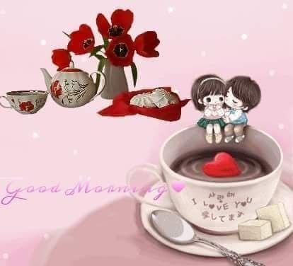 Lieben guten morgen - Lieben guten morgen