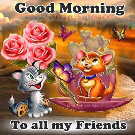 Liebevoll guten morgen sagen - Liebevoll guten morgen sagen