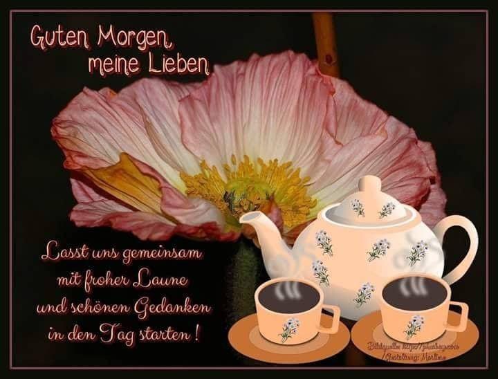 Nette Guten Morgen Sprüche Bilder Und Sprüche Für Whatsapp