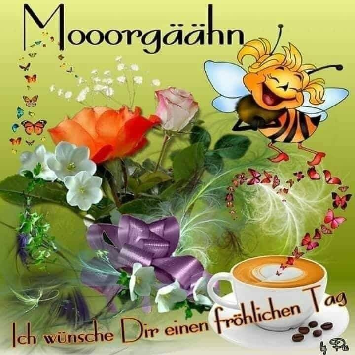 Süße guten morgen grüße - Süße guten morgen grüße