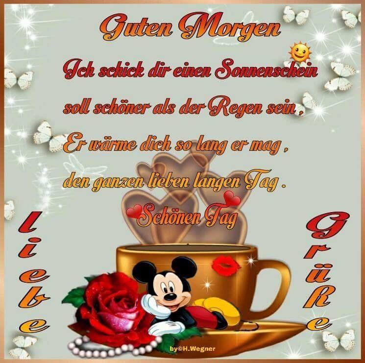 Schöne Guten Morgen Wünsche Bilder Und Sprüche Für