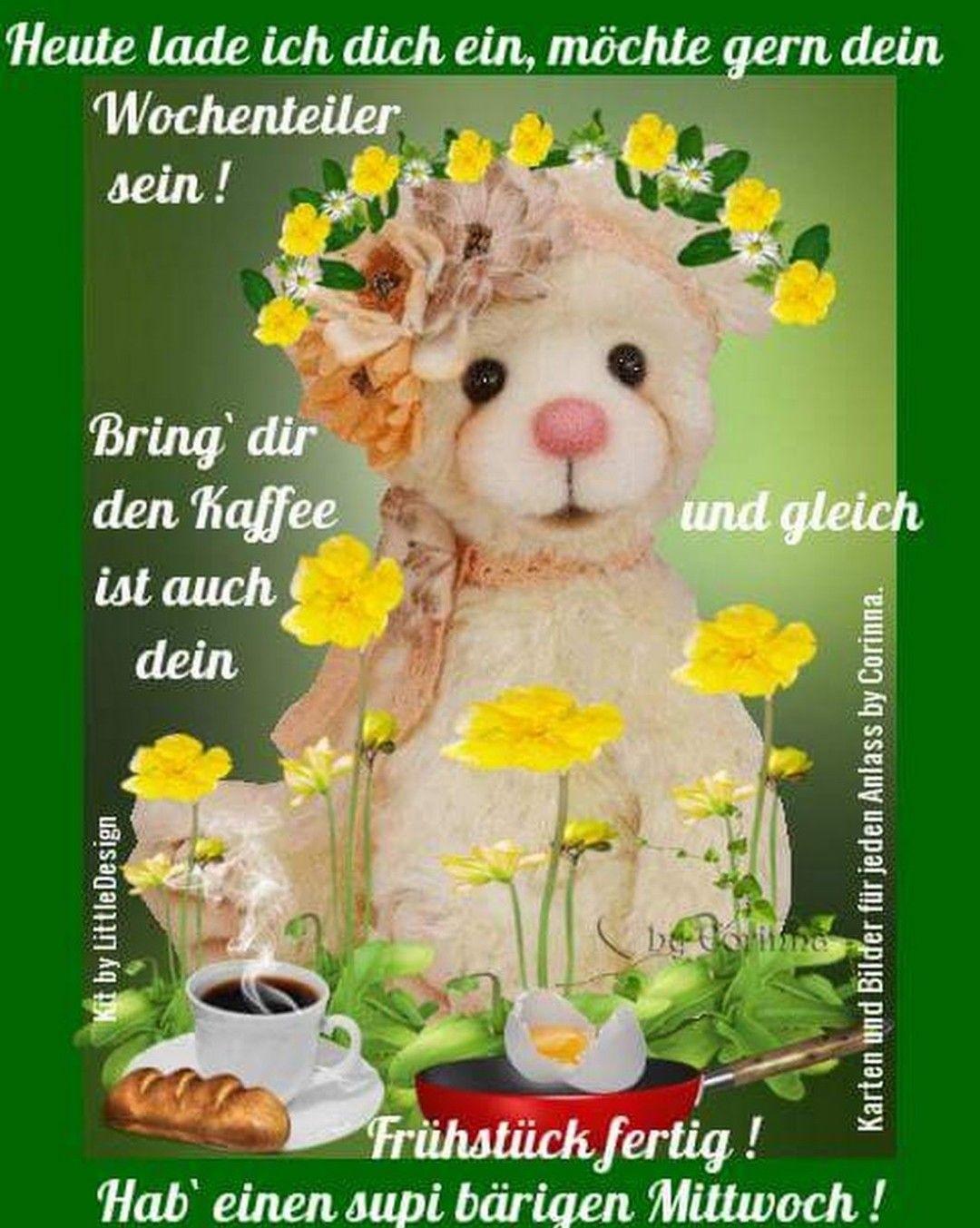 Guten Morgen Mittwoch Lustig Bilder Und Sprüche Für Whatsapp Und