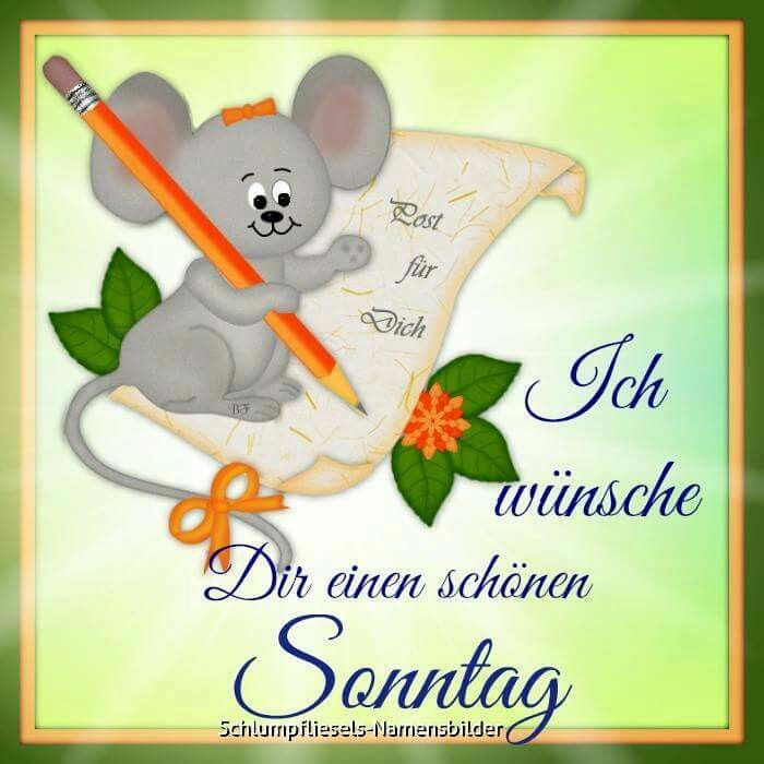 Sonntag Lustig Guten Morgen Bilder Und Sprüche Für