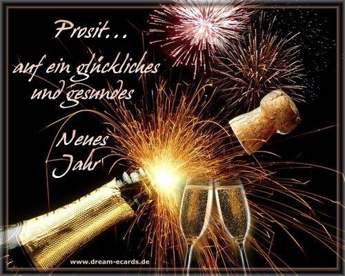 Einen Guten Rutsch Ins Neue Jahr Sprüche - Einen Guten Rutsch Ins Neue Jahr Sprüche