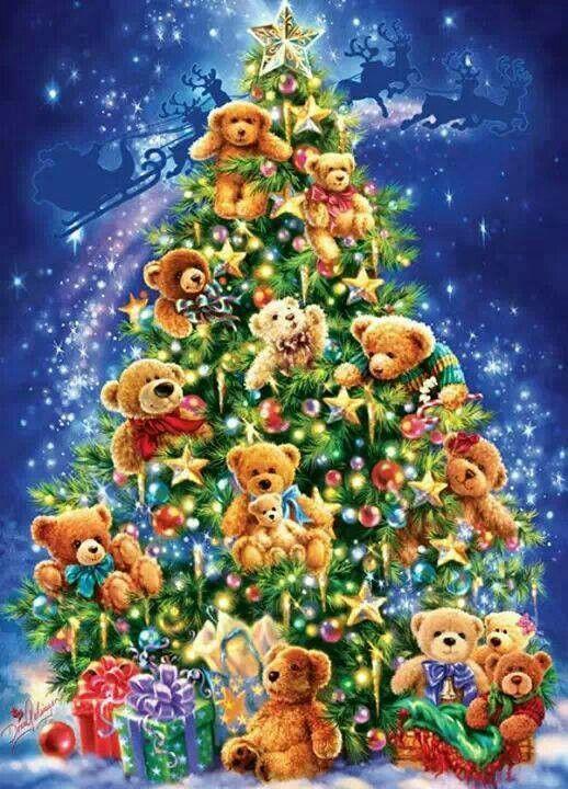 Frohe Weihnachten Karte - Frohe Weihnachten Karte