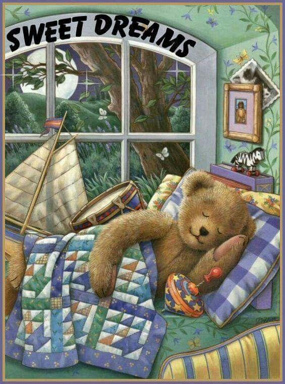 Gute nacht blumen - Gute nacht blumen