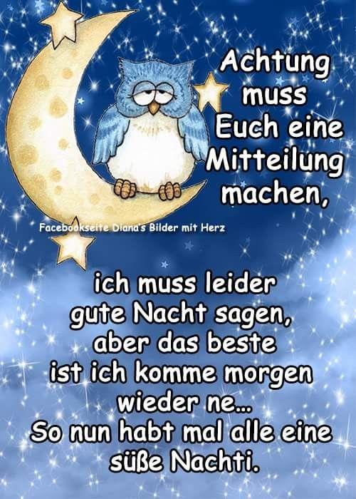Gute Nacht Gedicht Für Ihn Bilder Und Sprüche Für Whatsapp