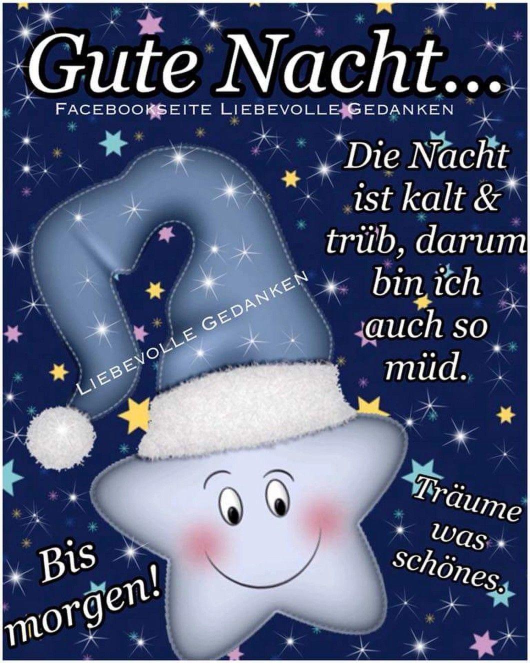 Gute Nacht Gedicht Kinder Bilder Und Sprüche Für Whatsapp