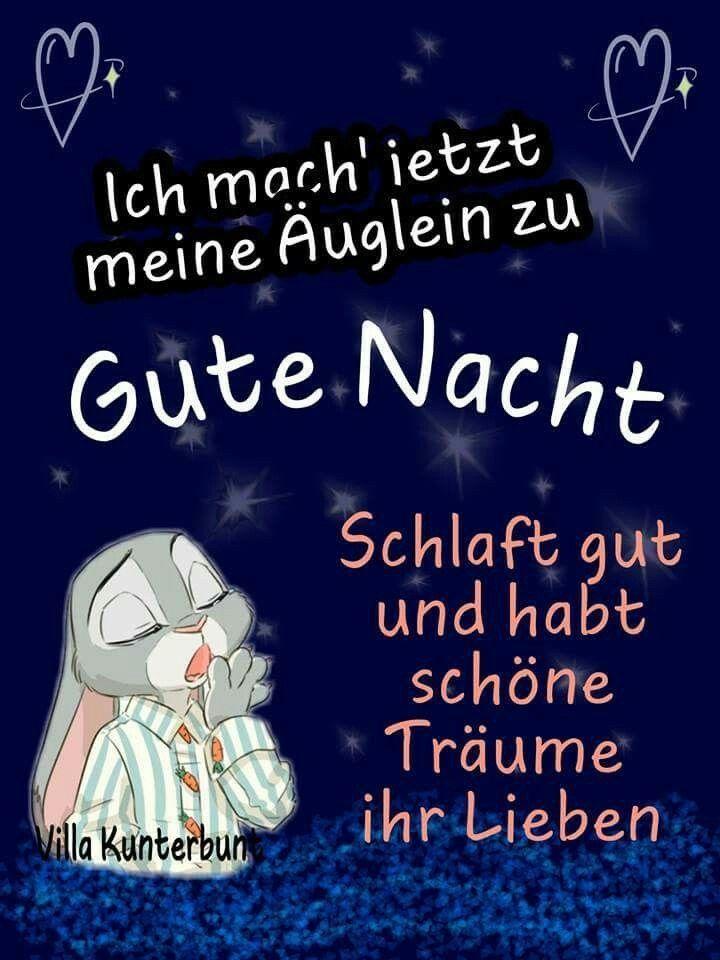 Gute Nacht Gruss Lustig Bilder Und Spruche Fur Whatsapp Und