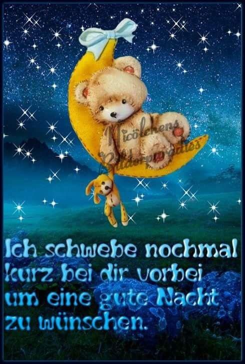 Gute Nacht Mein Schatz Sprüche Bilder Und Sprüche Für Whatsapp Und