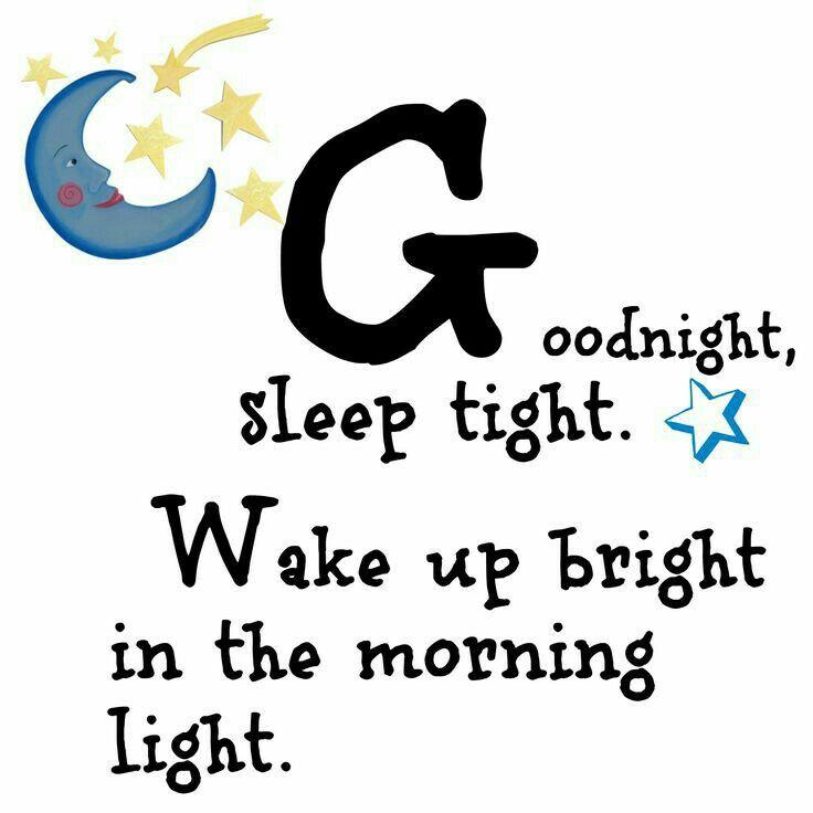 Gute nacht satz - Gute nacht satz