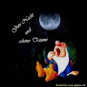 Gute nacht zuckerpüppchen - Gute nacht zuckerpüppchen