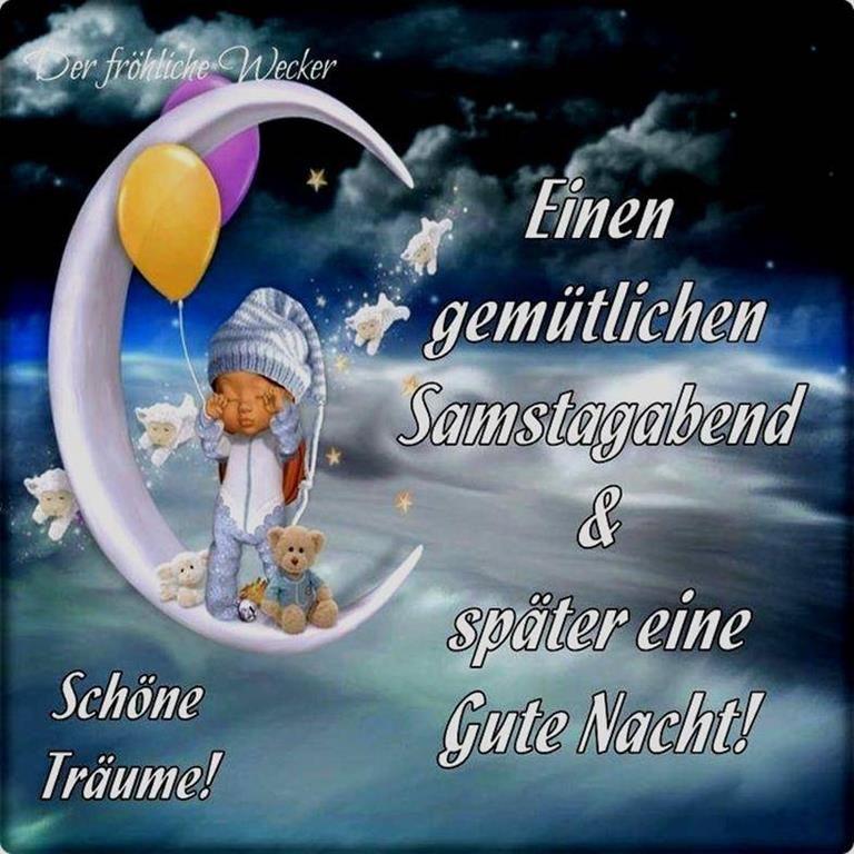 Guten abend und gute nacht