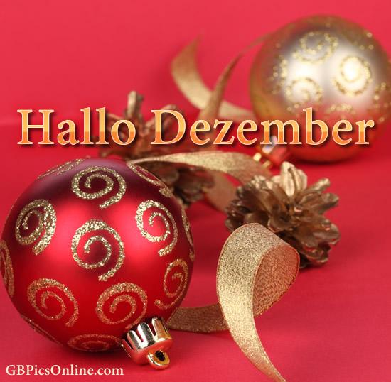 Hallo Dezember 1 - Hallo Dezember