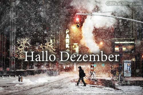 Hallo Dezember - Hallo Dezember