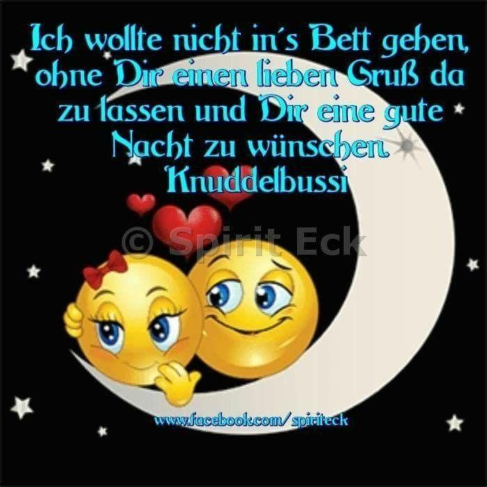 Gute nacht wünschen liebe