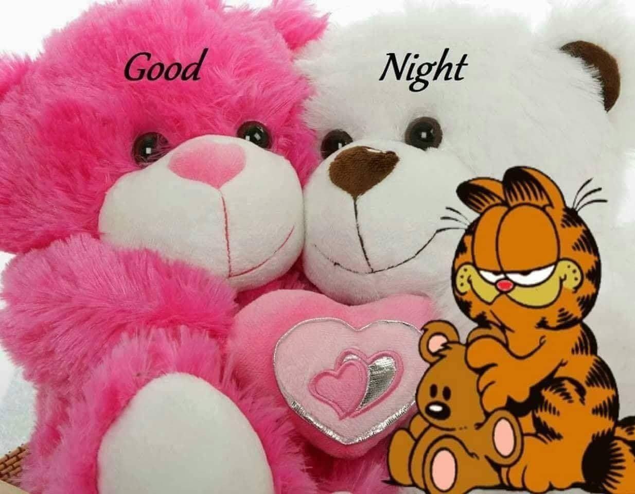 Süße gute nacht nachricht   Bilder und Sprüche für