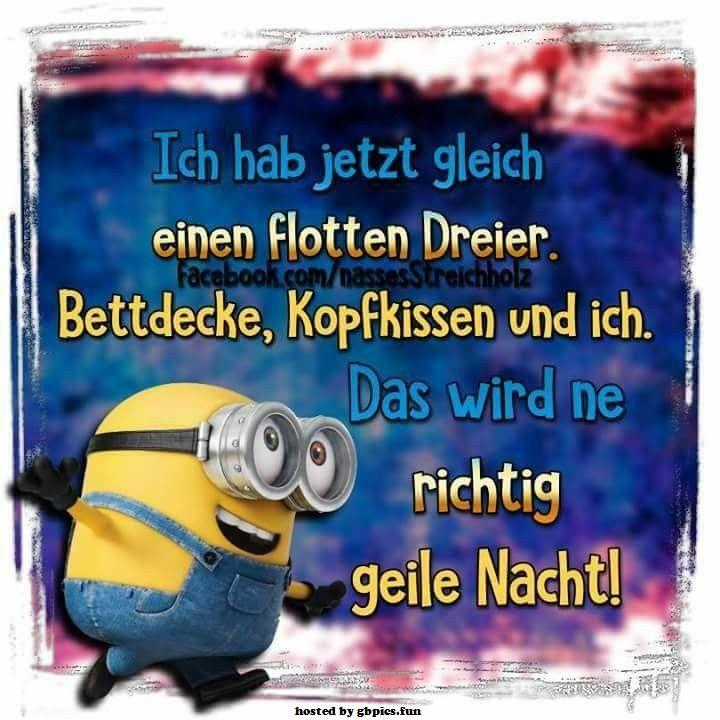 Witzige Gute Nacht Sprüche Bilder Und Sprüche Für Whatsapp