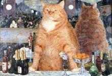 Ausmalbild Katze Kostenlos 220x150 - Ausmalbild Katze Kostenlos