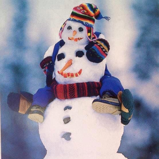 Beim Schneemann - Beim Schneemann