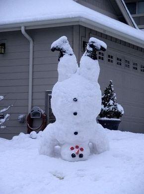 Der Schneemann - Der Schneemann