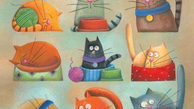 Desktop Bilder Katzen 390x220 - Desktop Bilder Katzen