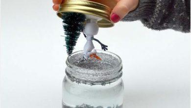 Ein Schneemann 390x220 - Ein Schneemann
