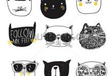 Katze Ausmalbild Kostenlos 220x150 - Katze Ausmalbild Kostenlos