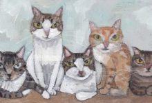Katzenbilder Zum Ausmalen Und Ausdrucken 220x150 - Katzenbilder Zum Ausmalen Und Ausdrucken