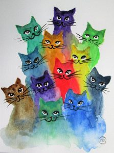Pictures Of The Cutest Cats In The World Bilder 223x300 - Pictures Of The Cutest Cats In The World Bilder