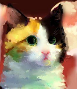 Rollige Katze Bilder Kostenlos 261x300 - Rollige Katze Bilder Kostenlos