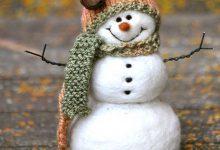 Winterbilder Schneemann 220x150 - Winterbilder Schneemann