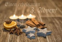 Bilder 3. advent kostenlos